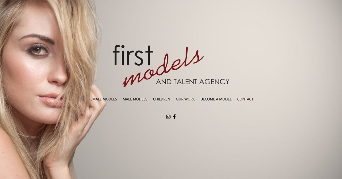 First Models & Talent Agency
